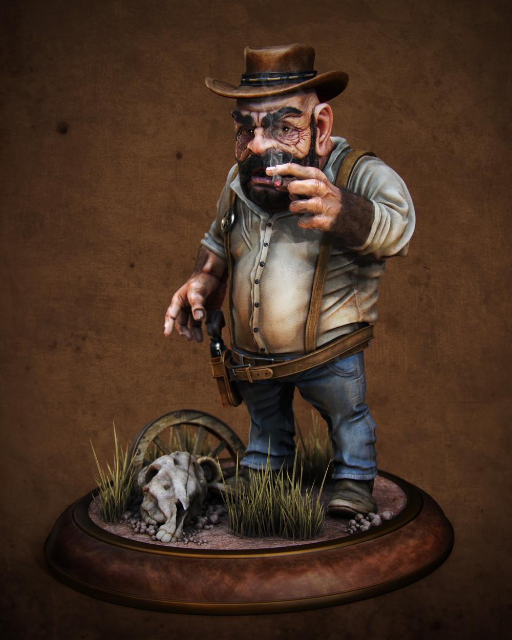 3D_Cowboy