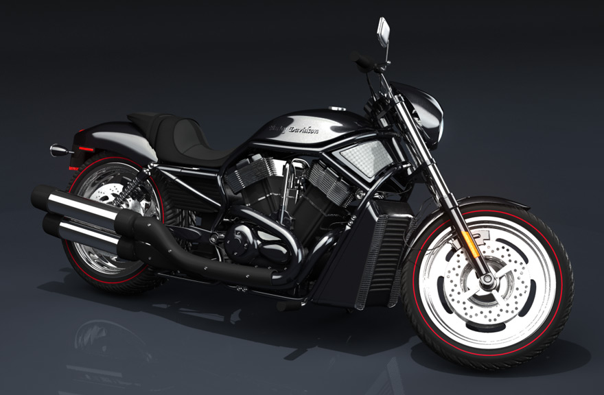 3D_Motorcycle