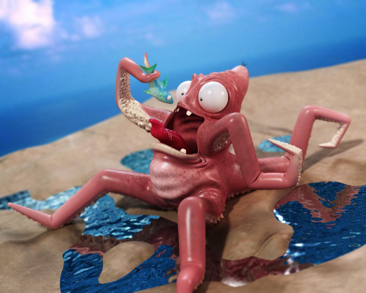 3D_Squid