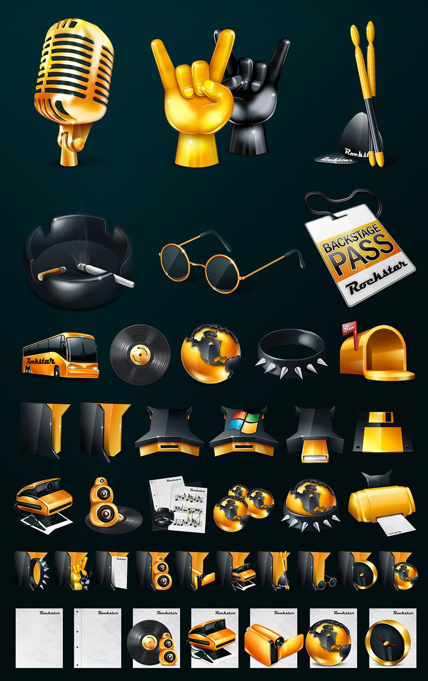 Icons_Rockstar