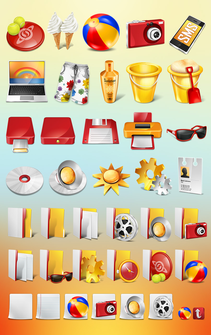 Icons_SunnyDay