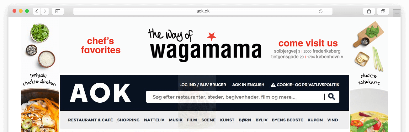 The Way Of Wagamama Takeover